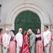 Rupali + James // Atlanta Indian Wedding