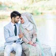 Amir + Shahina // Pastel Wedding by Photography by Azra at The Arlington Estate
