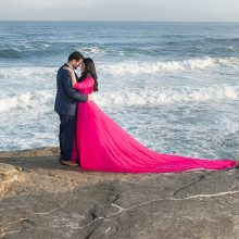 Neha + Chirag // Engagement Session by Indian Wedding Snap