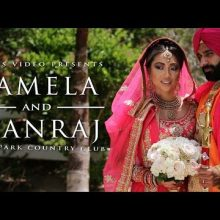 Pamela + Manraj // Cinematic Wedding Day Highlight by Robles Video Productions