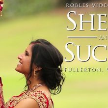 Sheela + Suchit // Cinematic Wedding Day Highlights by Robles Video Productions