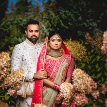 Aditi + Ankur// Canadian Wedding by Darkroom Doctors Studios