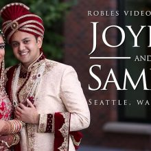 Joyita + Sameer // Cinematic Wedding Day Highlights by Robles Video Productions