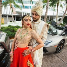 Milan + Anisha  // Miami Wedding by Channa Photography