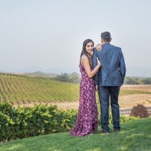 Poonam + Ankit // Engagement Session by Indian Wedding Snap