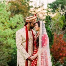 Renee  + Akhil  // New Jersey Wedding by Tum Hi Ho Events