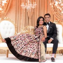 Radhika + Harsh // Michigan Wedding Photography by Sapan Ahuja Photography