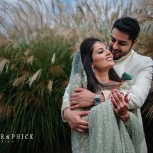 Mina + Omar // Virginia Wedding by Photographick Studios