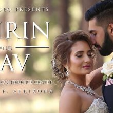 Shirin + Ravinder // Sikh & Bahai Cinematic Wedding Day Highlights by Robles Video Productions