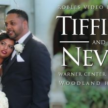 Tiffiny + Nevin // Cinematic Wedding Day Highlights by Robles Video Productions