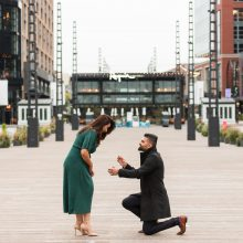 Zoya and Sheheryar // Engagement Session by Megan Rei Photography