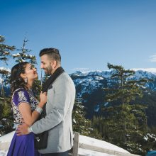 Harleen + Dave // Vancouver E-Session Photography by Van Weddings