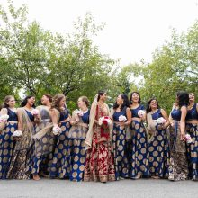 Sunny + Neha // Turning Stone Resort & Casino Wedding Photography by Studio KSD