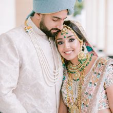 Shraddha + Karan // Irvine, CA Wedding by Elizabeth Burgi Photography