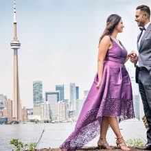 Tina + Vivek // Engagement Session Toronto Photography by  L'Atelier Lumière International Photographie