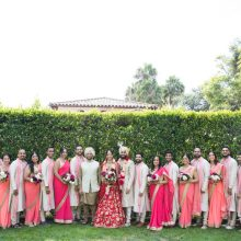 MEGHNA + PANKAJ // Santa Barbara Wedding Photography by Lauren & Abby Ross