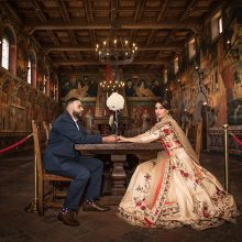 Navneet + Balwinder // South Asian Wedding Photography by Motion 8 Films