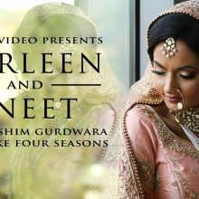 Harleen + Aneet // Full Wedding Day Highlight by Robles Video Productions
