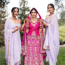 Shreya + Aryan // Calipaso Winery California Wedding Photography by Saleena Khan