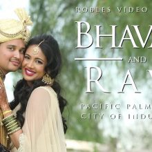 Bhavani + Ravi // Cinematic Wedding Day Highlights by Robles Video Productions