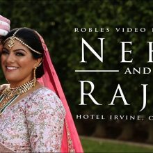 Neha + Rajiv // Cinematic Wedding Day Highlight by Robles Video Productions