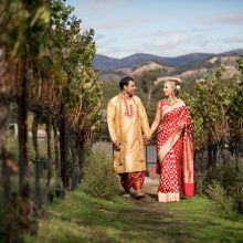Ashley + Samir // Napa Valley Wedding by Arrowood Photography & Anais Events