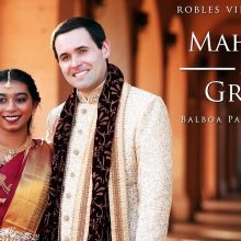 Mahitha + Grady // Highlight Wedding Video by Robles Video Productions