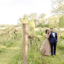 Rachna + Mihir // Michigan Wedding Photography by Something Blue Photography