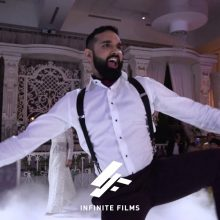 Autumn + Ajay // Killer Dance Perfomance Captured by Infinite Films