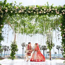 Poonam + Mark // Pasea Hotel Wedding Photography by Braja Mandala
