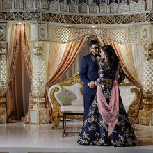 Sonam + Sunny // Florida Wedding Photography by Asaad Images
