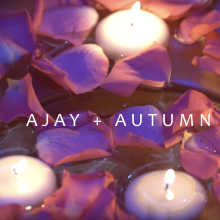 Autumn + Ajay // Beautiful Fusion Wedding Highlights by Infinite Films
