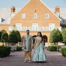Jhankhana + Manav // Virginia Beach Wedding by Rebecca Burt Photography