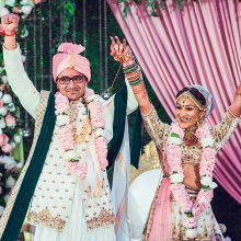 Disha + Shil // The Rockleigh Wedding by Regal Palette Studio & Xquisit Events