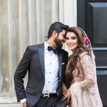 Farina + Nebras // Classic Downtown Toronto Wedding by Photography by Azra & Lemon Truffle Designs
