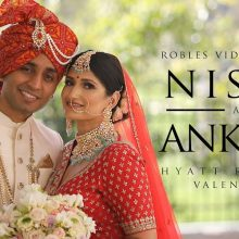Nisha + Ankush // Cinematic Wedding Day Highlights (Sikh & Hindu)