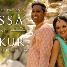 Tessa + Ankur // Hindu Cinematic Wedding Highlights