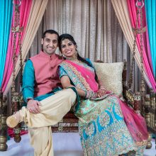 Amy + Nehal // Houston Indian Wedding Photography by Image N Motion