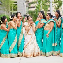 Archana + Gopal // Mclean Hilton Wedding by Regeti's Photography