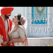 Navdeep + Ranjot // Sikh Wedding Cinematic Same Day Edit
