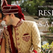 Resham + Samir // Cinematic Hindu Wedding Day Highlights by Robles Video