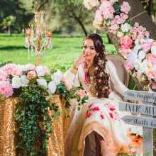 Floral Beauty // A Styled Shoot, Photography by Wedding Documentary