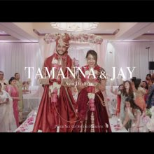 Tamanna + Jay // Same Day Edit by Peter Nguyen Studio