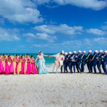 Jeevan + Jasan // Cancun Mexico Indian Wedding Photography by Sameer Soorma Studios