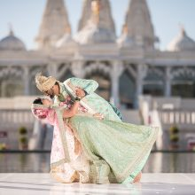 Arundhati + Anish // Texas Wedding Photography by MnM Photography