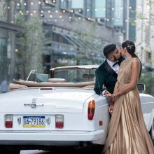 Tejal + Jay // Philadelphia Indian Wedding by Shanti Weddings and Tum hi ho events