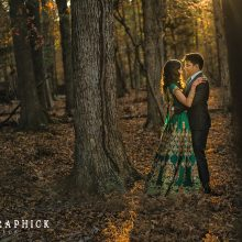 Megha + Bharath // Virginia Indian Wedding by Photographick Studios