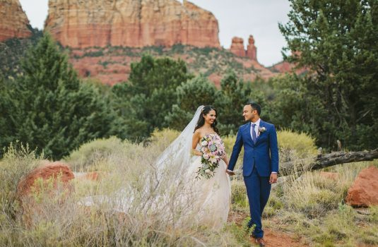 Apropos Creations Sedona Destination Fusion Hindu Wedding Planner