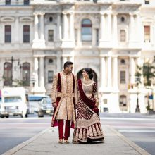 Tulsi + Neel // Wedding Highlights by KSD Photography & Films