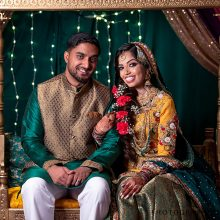 Beena + Nabeel // New Jersey Wedding by Photography by Bilal